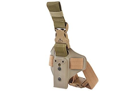 GK Tactical Single Strap Holster Panel Coyote Brown