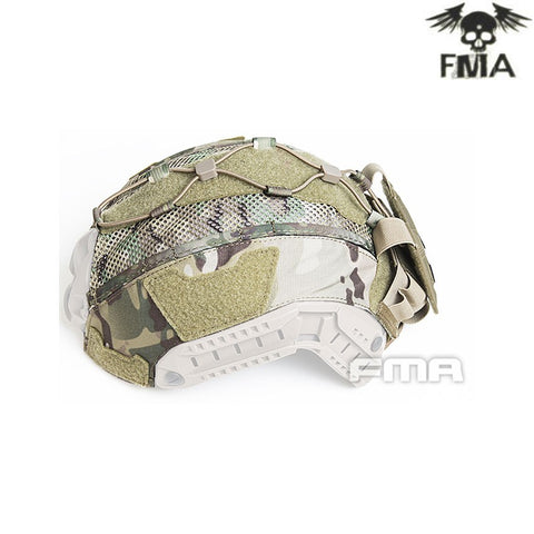 FMA MULTIFUNCTIONAL COVER MULTICAM FOR MARITIME HELMET