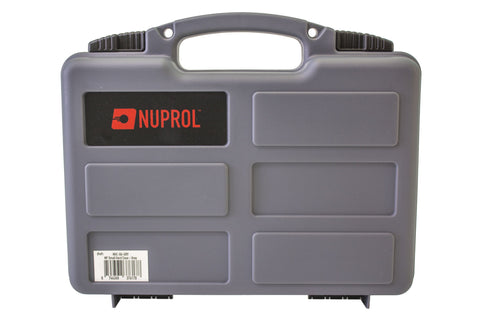 Nuprol Small Hard Case Grey