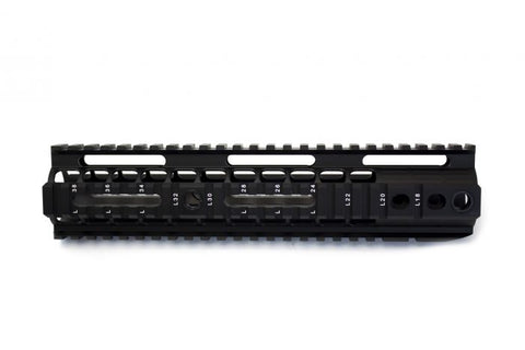 Nuprol BOCCA Series One Rail 10´ Black