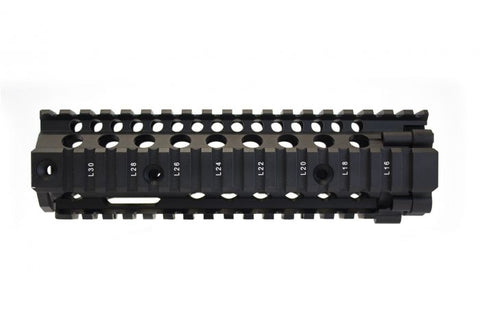Nuprol BOCCA Series Two rail 7 Black