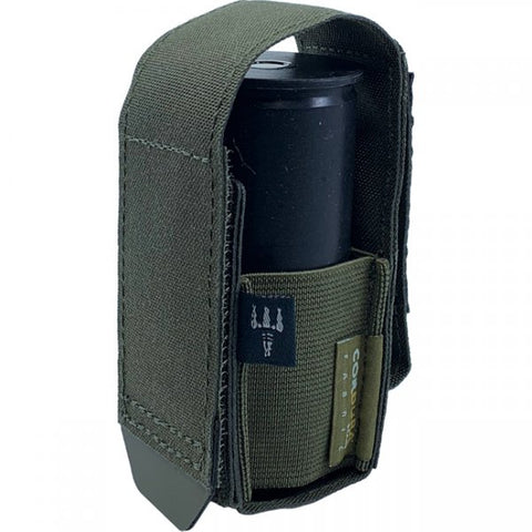 Pitchfork Closed Grenade & Spray Pouch  Ranger Green
