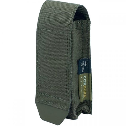 Pitchfork Closed Tool & Flashlight Pouch  Ranger Green