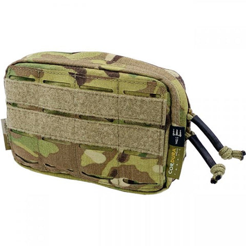 Pitchfork Systems Horizontal Utility Pouch Small Multicam