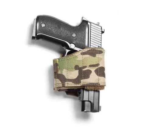 Warrior Universal Pistol Holster ( Right Handed ) Multicam