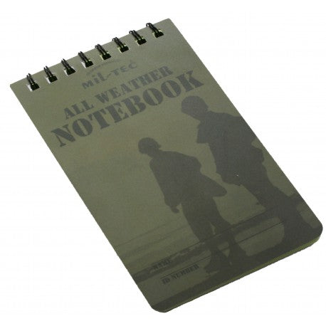Fosco Notebook waterproof Large