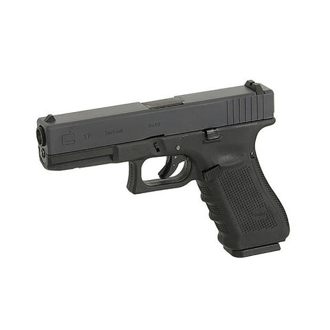 WE 17 Gen 4 Metal Version GBB Black