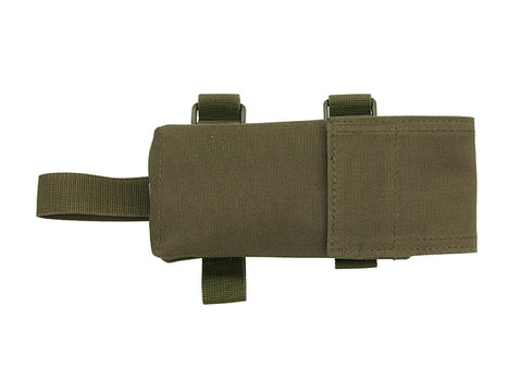 8 Fields MAGAZINE POUCH FOR M4/M15/M16 MOUNTED ON STOCK - OD