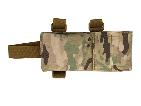 8 Fields MAGAZINE POUCH FOR M4/M15/M16 MOUNTED ON STOCK - MC