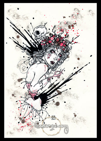 Ink #5 - Original Art