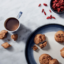 Kooka's Natural Choc Goji Biscuits 180g