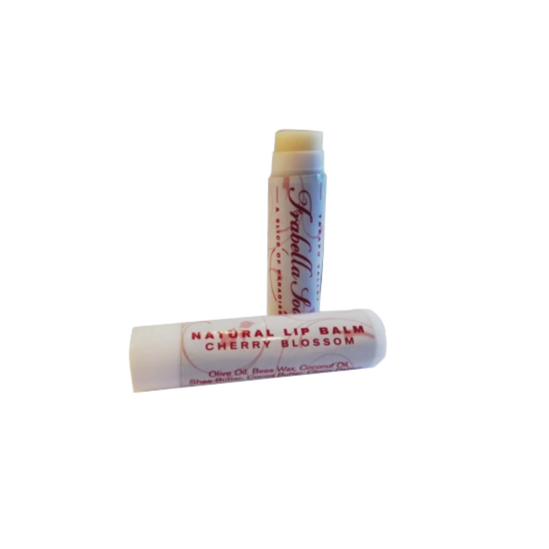 Natural Lip Balm - Cherry Blossom