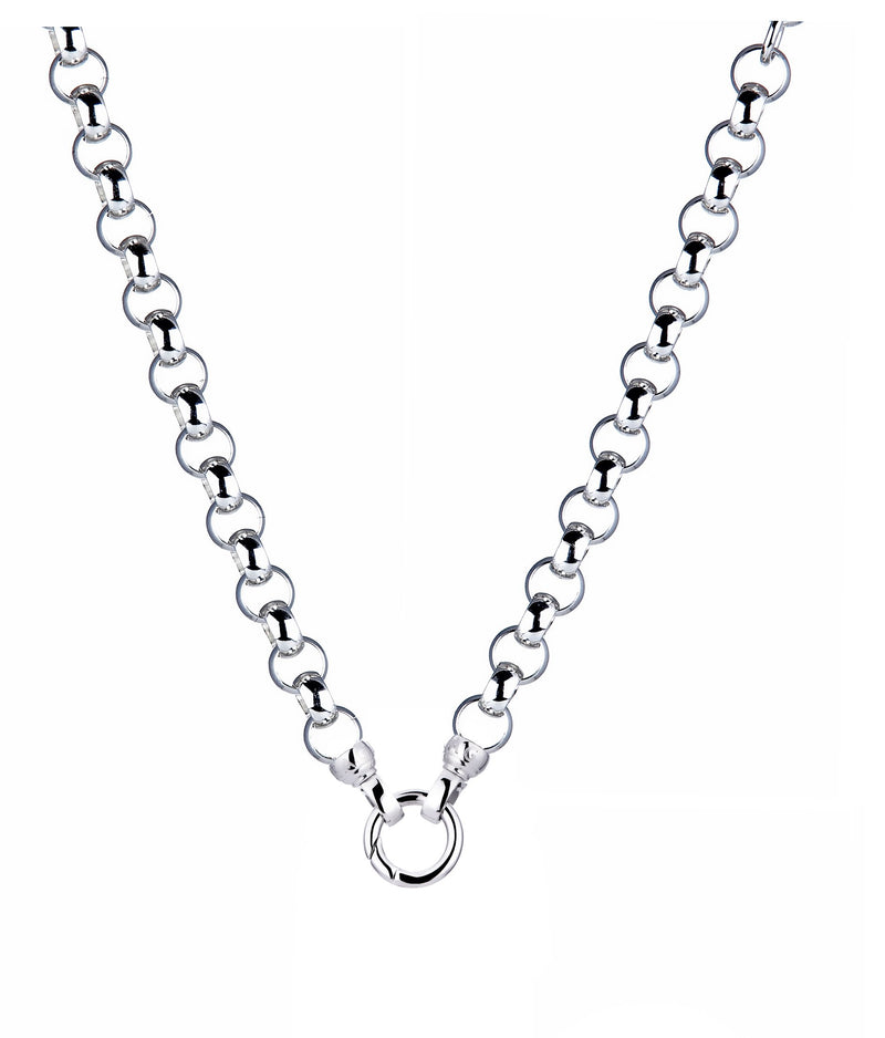 Steel Me Necklace