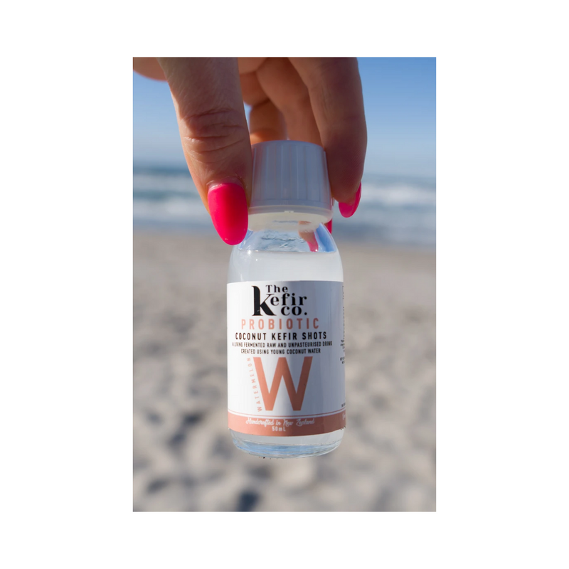 Young Coconut Kefir Probiotic Drink- Watermelon