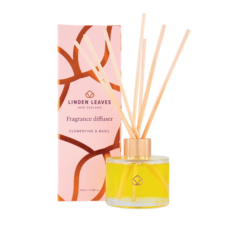 Clementine & Basil Fragrance Diffuser