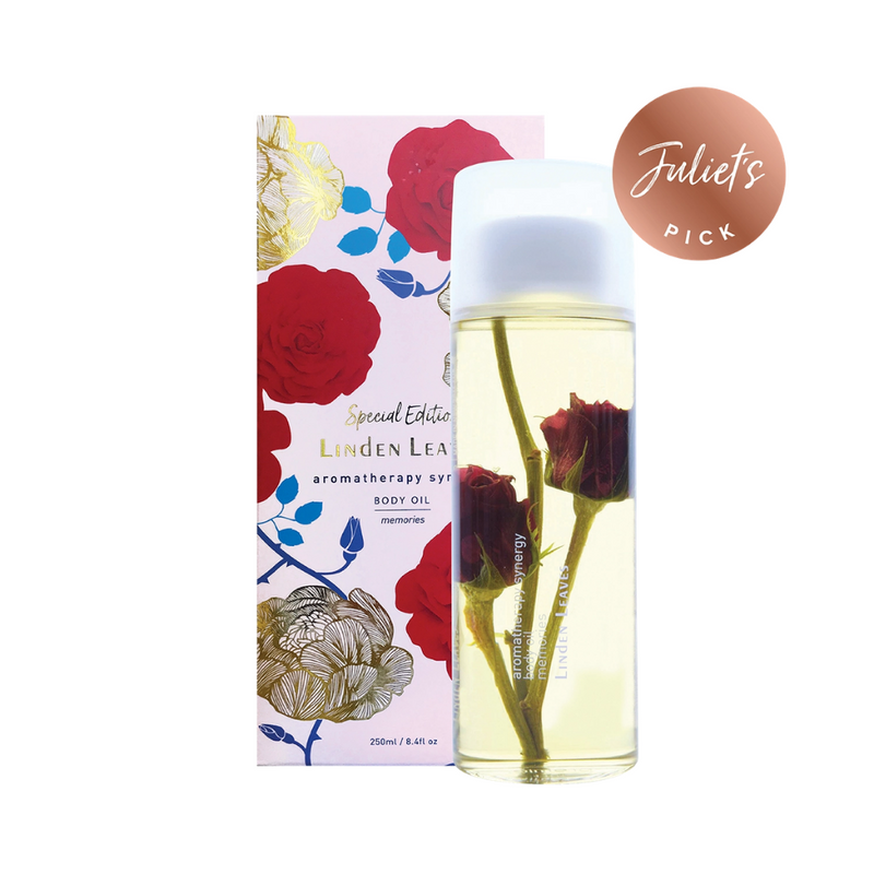 Memories Body Oil - Special Edition