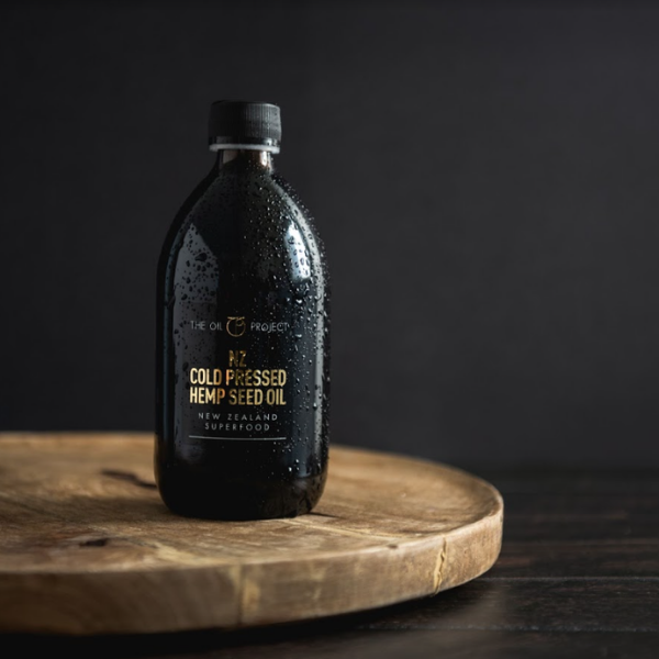Cold Pressed Oil
