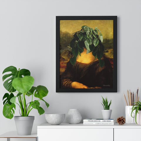 Mona Leafa - Limited Edition Plant Art