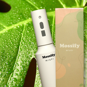 Mossify mistr - Automatic Water Mister - Rechargeable Water Mister for Plants