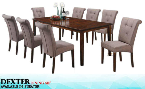 Dexter Dining Set 8 Seater