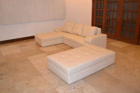 Cyrus L Shape Sofa