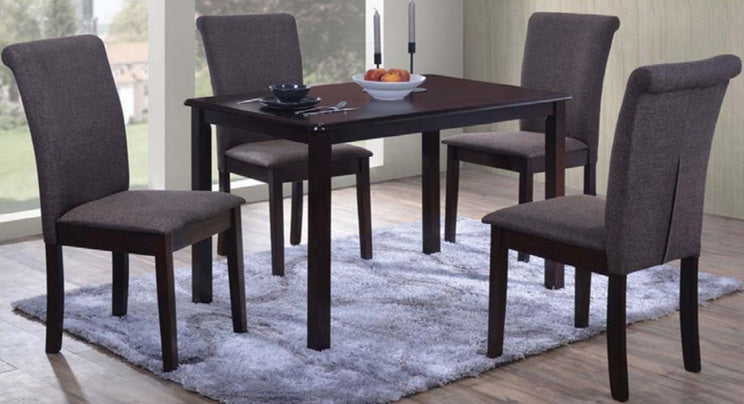 SETH Dining Set 4 Seater