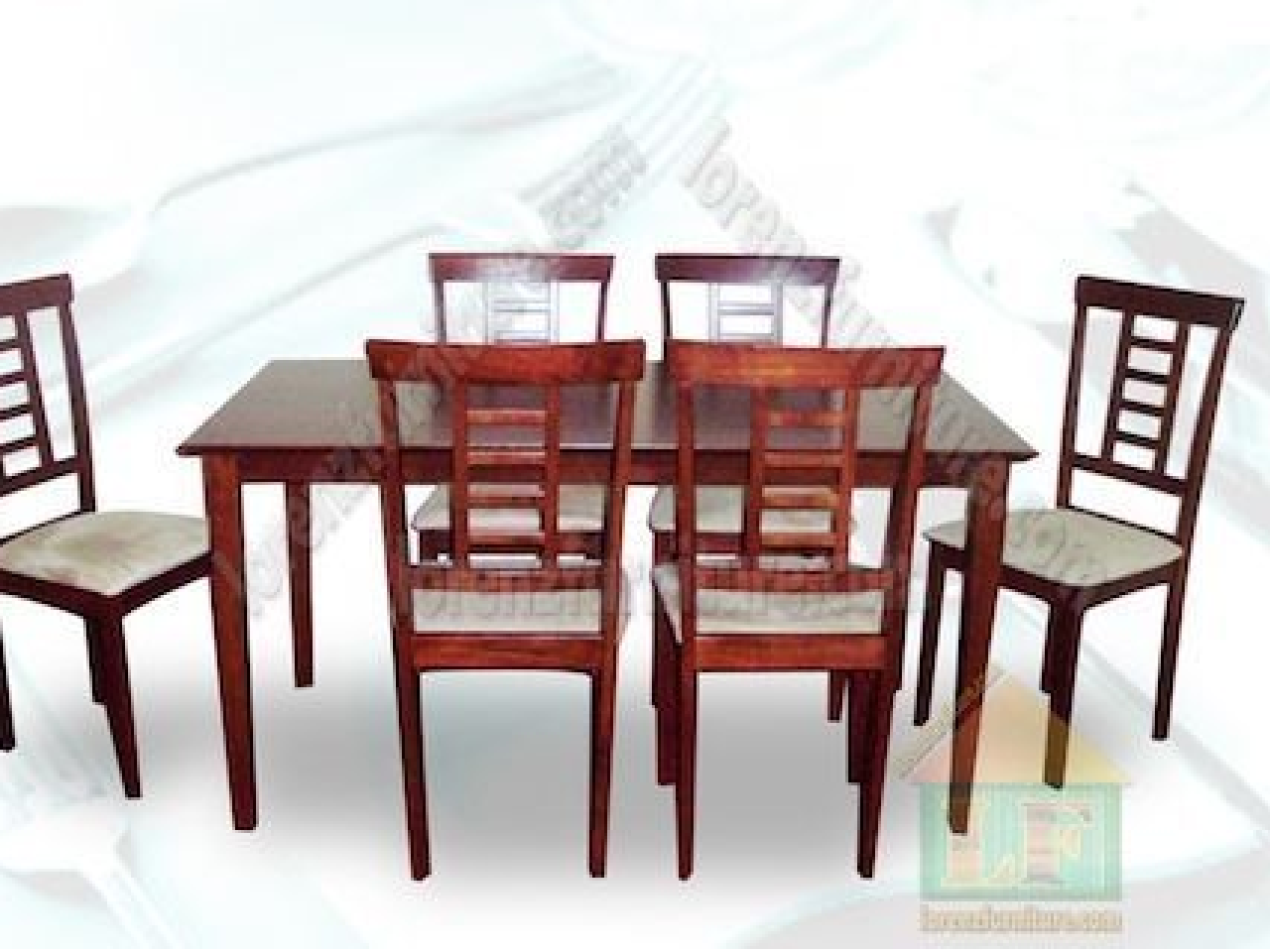 TS-3188 Dining Set 6‰۪s