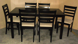 LC 1051 with Cushion Dining Set 6‰۪S