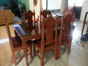French Oval Dining Set
