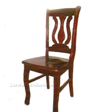 #810 Wooden Dining Chair