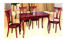 DTB08 Six-Seater Rectangular Dining Table