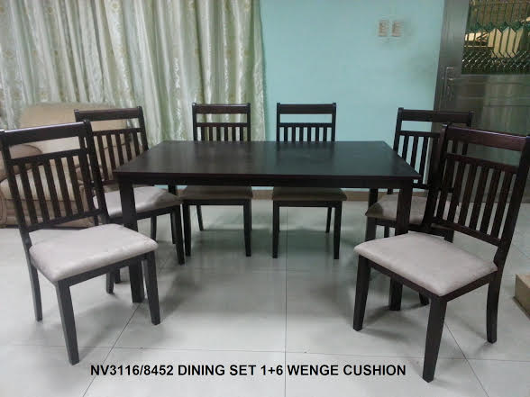 NV3116/8452 Dining Set