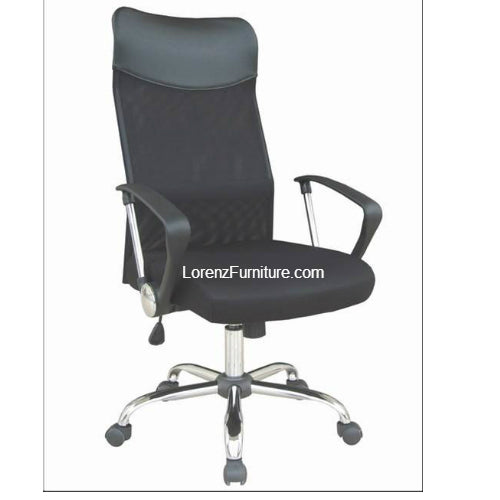 Clarity Executive Office Chair with Mesh Back