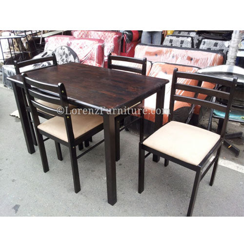 Starter Dining Set 4 Seater