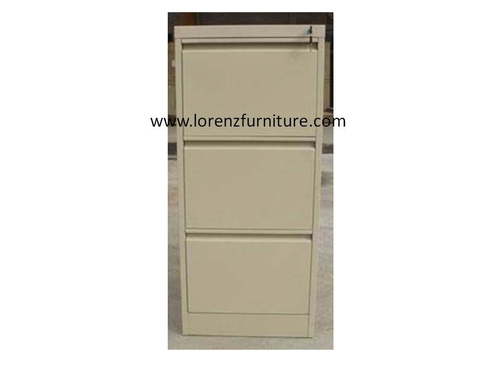 SH 3 Drawer Vertical Cabinet FC-3G