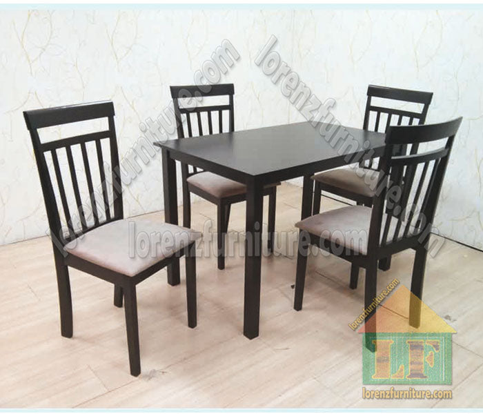 Warm Dining Set
