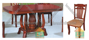027/819 Wooden Dining Set