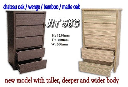 Chest Drawer, JIT-58G