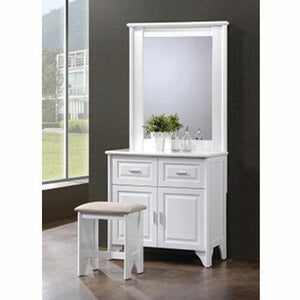 BR3380 Dresser and Stool
