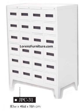 Office Cabinet, 24 Drawer, JPC-31