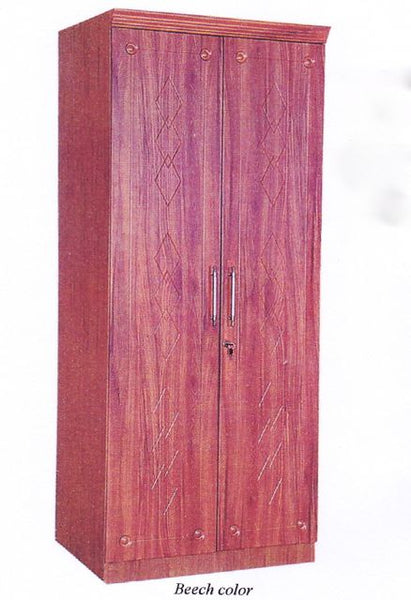 G-WDR832 Two-Door Wardrobe Cabinet