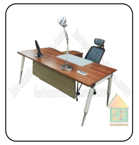 WT-118 L-Type Office Table