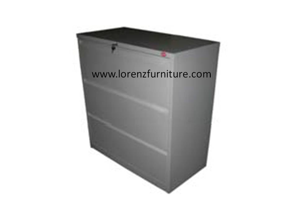 Italy 3-Drawer Lateral Filing Cabinet FU-3