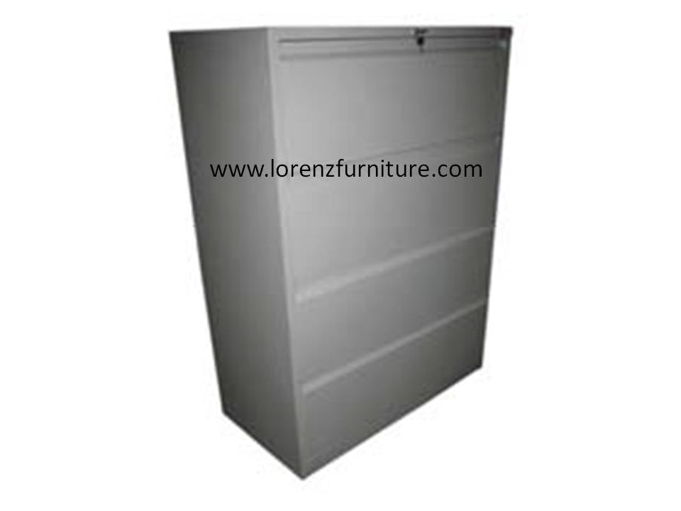Great Britain 4-Drawer Lateral Filing Cabinet FU-4