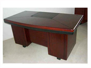 Executive Table with Drawer and Lock A120