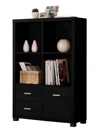 Open Shelf with Drawers 294