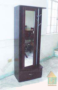 Dresser with Revolving Mirror