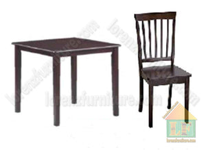 Polly Ginia Dining Set