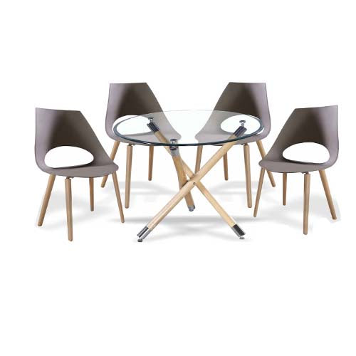 Dining Table & Chairs 4 Seaters