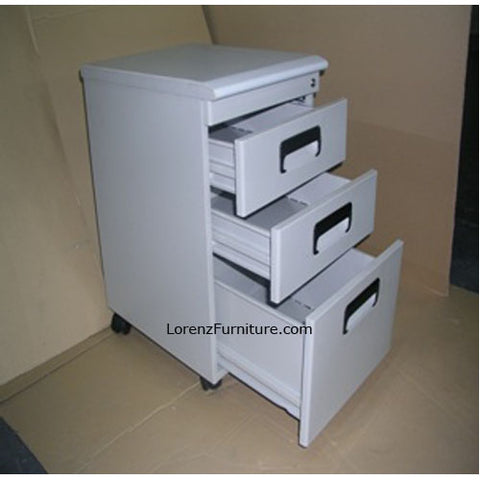 3 Layers Mobile Pedestal HDZ-13